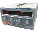 Laboratorní zdroj PeakMeter HY5005E-2, 2x0-50V/0-5A