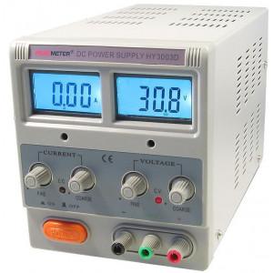 Laboratorní zdroj PeakMeter HY3003D 0-30V/0-3A