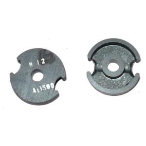 Ferit.jádro hrníček P14x8 bez mezery,materiál H12, Al1500 - pár