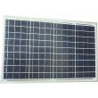 Fotovoltaický solární panel 12V/40W polykrystalický 670x430x25mm