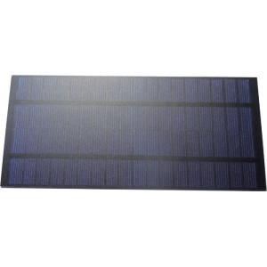 Fotovoltaický solární panel mini 18V/2,5W