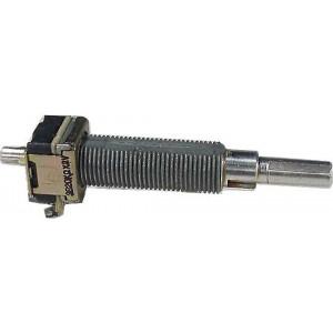Potenciometr 20k/N balance 13x3mm+průch.hříd.5mm