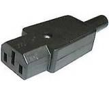 Síťová zdířka IEC60320 230V na kabel