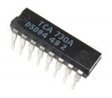 TCA730A /A273D/ - obvod pro řízení hlasitosti a balance