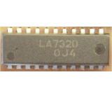 LA7320 LIN-IC,VHS-REC/PB 2-head.SDIP22