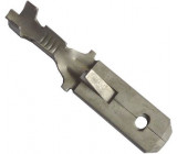 Faston-konektor 6,3mm STOCKO, kabel 2,5mm2