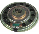 Repro 45mm YD45M-12 8ohm/0,5W, magnet NdFeB