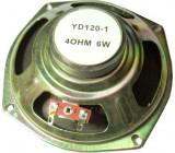 Repro YD-120, 120x45mm 4ohm/6W, feritový magnet