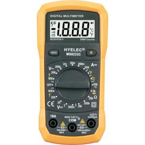 Multimetr HYELEC MS8233C