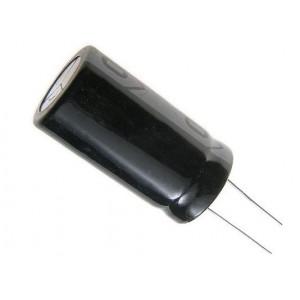 68u/50V 105° 6,3x15mm low ESR elektrolyt. kondenzátor radiální