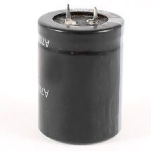 330u/400V 105° 30x40x10mm Snap-In, elektrolyt.kondenzátor radiální