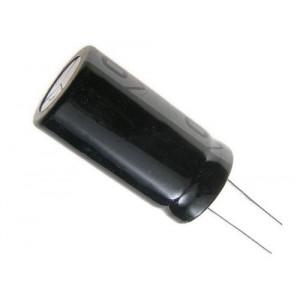 10000u/35V elektrolyt.kond.radiál. 105°C 25x40x15