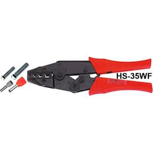 Kleště lisovací HS-35WF na dutinky