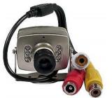 Kamera CMOS se zvukem JK-309, objektiv 3,6mm