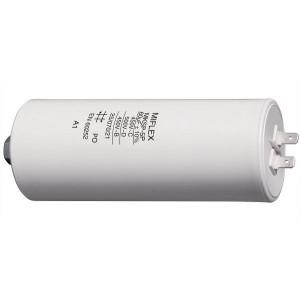 60uF/450V motorový kondenzátor MKSP-5P - fastony, 50x119mm