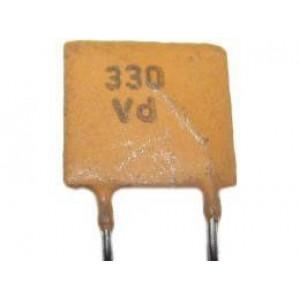 330pF/250V TK795-keramický kondenzátor