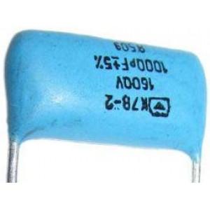 1n/1600V-keramický kondenzátor