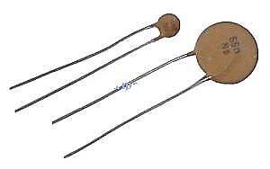 15n/32V TK683, keramický kondenzátor