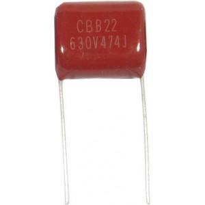 470n/630V CBB22, svitkový kondenzátor polypropylen