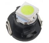 Žárovka LED T4,2 12V/0,2W bílá