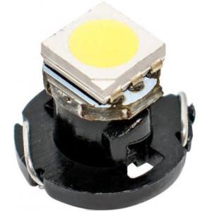 Žárovka LED T4,7 12V/0,5W bílá