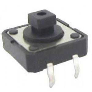 Mikrospínač TS-F006, 12x12x7,3mm