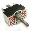 Přepínač páčkový KN3(C)-223AP, (ON)-OFF-(ON) 2pol.250V/10A