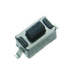 Mikrospínač OFF-(ON) SMD 12V/50mA 6x3,5 H=4,3mm TACTRONIC