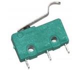 Mikrospínač MSW-14, ON-(ON) 250V/5A s páčkou 23mm