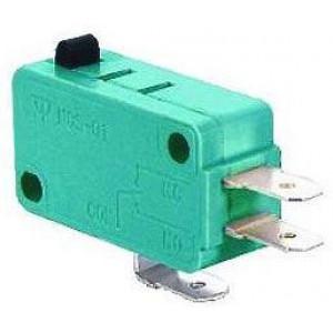 Mikrospínač MSW-01, ON-(ON) 1pol.250V/10A