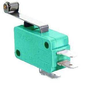 Mikrospínač s páčkou MSW-03, ON-(ON) 1pol.250V/10A