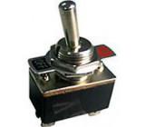 Vypínač páčkový KN3-2, ON-OFF a OFF-ON 1pol. 250V/2A