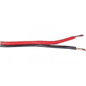 Dvojlinka 2x0,5mm2 CU, 20AWG červeno-černá, /CYH2x0,5mm/