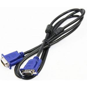 Kabel VGA 15p-VGA 15p HD 1,5m