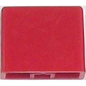 Hmatník pro ISOSTAT červený 15x17x8mm