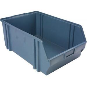 Stohovací bedna plastová 305x480x177mm, ArtPlast 105