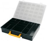 Krabička 360x252x64mm 18sekcí, ArtPlast 3400