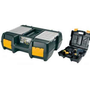 Kufr na nářadí plastový 400x340x133mm, ArtPlast 2500