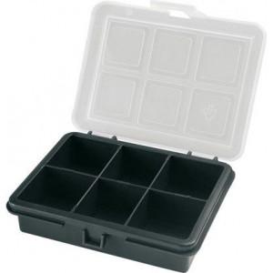 Krabička na součástky 120x100x28mm 6 sekcí, ArtPlast 3100