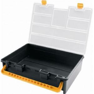 Kufr na nářadí plastový 443x317x107mm, ArtPlast 3700