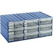 Krabičky na součástky stohovací KOD 120-9 204x370x160mm