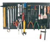 Nástěnný držák na nářadí - panel plastový 646x385mm, ArtPlast 324