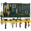 Nástěnný držák na nářadí - sada, ArtPlast 332