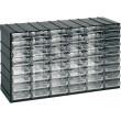 Závěsná skříňka stohovací 382x230x148mm - 48 krabiček, ArtPlast 601