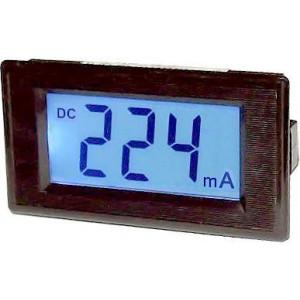 JYX85-panelový LCD MP 1A= 70x40x25mm,napájení 6-12V=