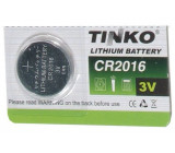 Baterie TINKO CR2016 3V lithiová