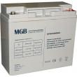 Pb akumulátor MGB VRLA AGM 12V/18Ah