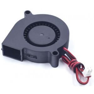 Ventilátor radiální 5015 50x50x15mm 12V/0,16A 4600 ot/min.