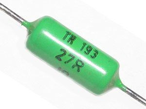 820R TR193, rezistor 1W metaloxid