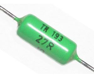 10M TR193, rezistor 1W metaloxid